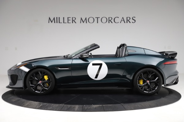 Used 2016 Jaguar F-TYPE Project 7 for sale $225,900 at Bentley Greenwich in Greenwich CT 06830 5