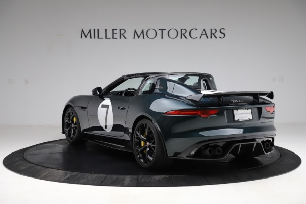 Used 2016 Jaguar F-TYPE Project 7 for sale $225,900 at Bentley Greenwich in Greenwich CT 06830 7