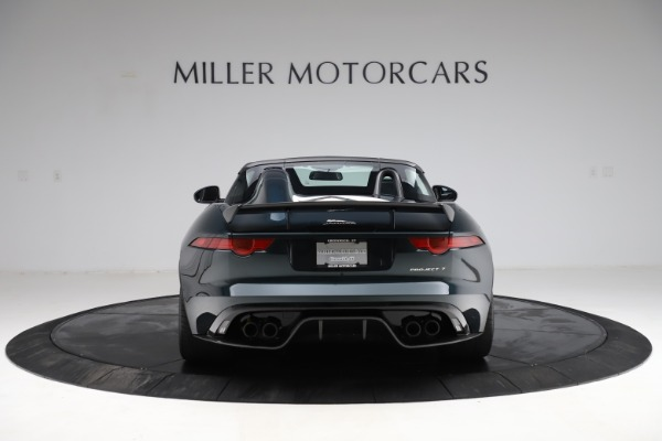 Used 2016 Jaguar F-TYPE Project 7 for sale $225,900 at Bentley Greenwich in Greenwich CT 06830 8