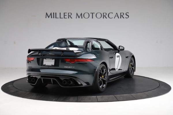 Used 2016 Jaguar F-TYPE Project 7 for sale $225,900 at Bentley Greenwich in Greenwich CT 06830 9