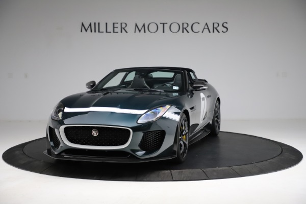 Used 2016 Jaguar F-TYPE Project 7 for sale $225,900 at Bentley Greenwich in Greenwich CT 06830 1