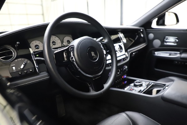 Used 2018 Rolls-Royce Ghost for sale $249,900 at Bentley Greenwich in Greenwich CT 06830 12