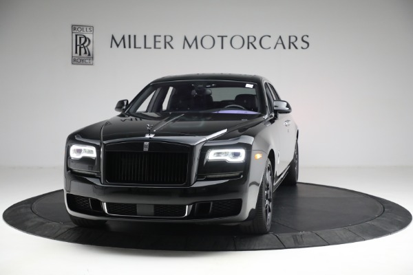 Used 2018 Rolls-Royce Ghost for sale $249,900 at Bentley Greenwich in Greenwich CT 06830 2