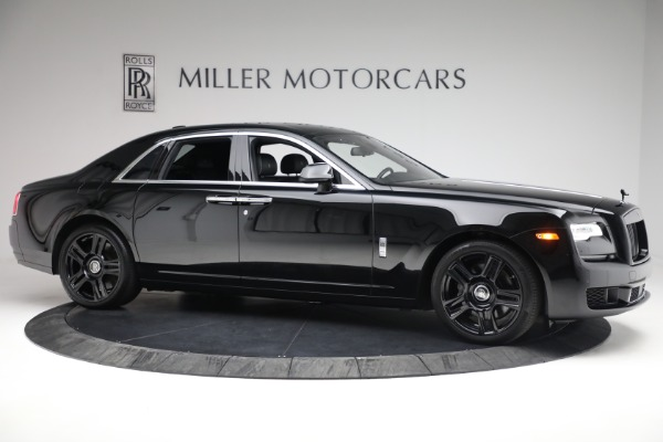 Used 2018 Rolls-Royce Ghost for sale $249,900 at Bentley Greenwich in Greenwich CT 06830 9