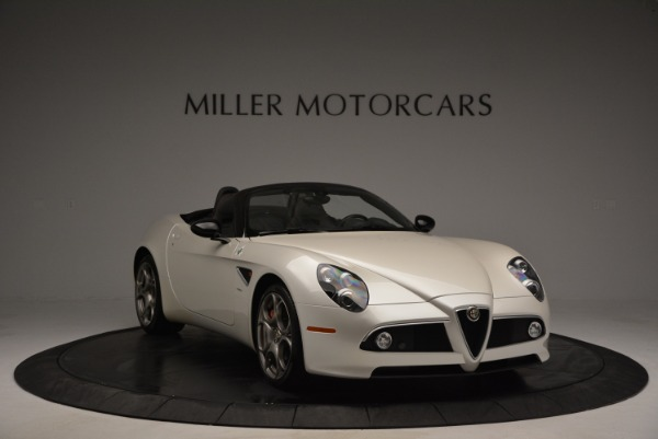 Used 2009 Alfa Romeo 8C Competizione Spider for sale $345,900 at Bentley Greenwich in Greenwich CT 06830 11