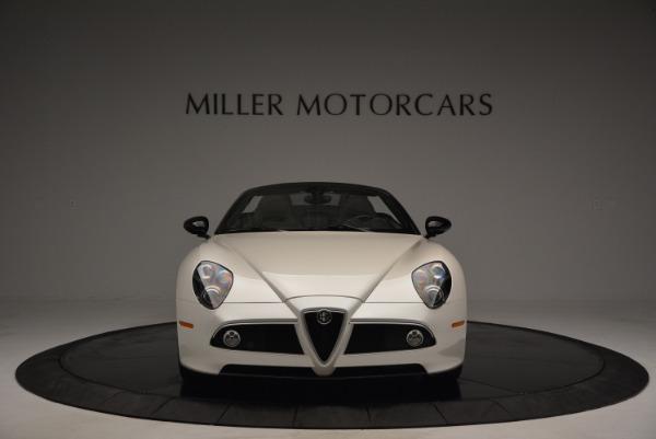 Used 2009 Alfa Romeo 8C Competizione Spider for sale $345,900 at Bentley Greenwich in Greenwich CT 06830 12