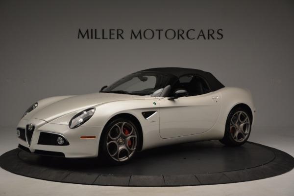 Used 2009 Alfa Romeo 8C Competizione Spider for sale $345,900 at Bentley Greenwich in Greenwich CT 06830 13