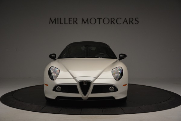 Used 2009 Alfa Romeo 8C Competizione Spider for sale $345,900 at Bentley Greenwich in Greenwich CT 06830 18