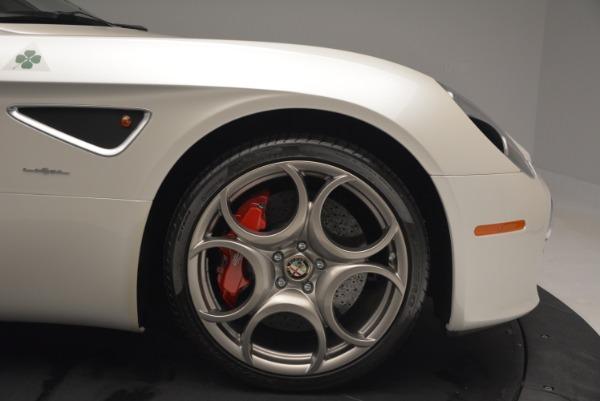 Used 2009 Alfa Romeo 8C Competizione Spider for sale $345,900 at Bentley Greenwich in Greenwich CT 06830 19