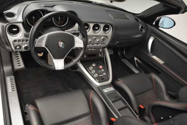 Used 2009 Alfa Romeo 8C Competizione Spider for sale $345,900 at Bentley Greenwich in Greenwich CT 06830 20
