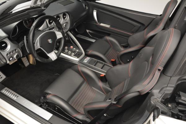 Used 2009 Alfa Romeo 8C Competizione Spider for sale $345,900 at Bentley Greenwich in Greenwich CT 06830 21