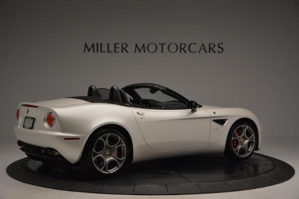 Used 2009 Alfa Romeo 8C Competizione Spider for sale $345,900 at Bentley Greenwich in Greenwich CT 06830 8
