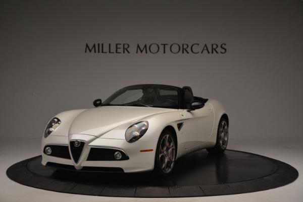 Used 2009 Alfa Romeo 8C Competizione Spider for sale $345,900 at Bentley Greenwich in Greenwich CT 06830 1