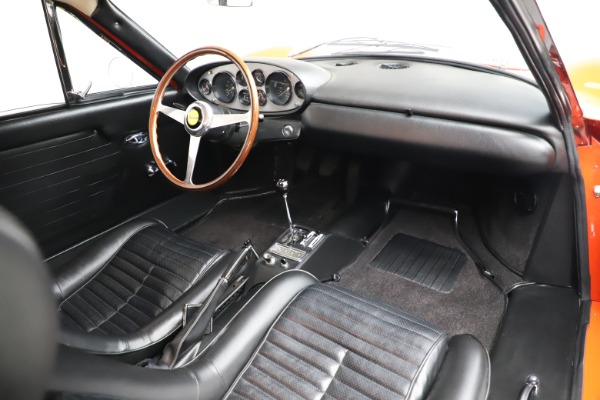 Used 1968 Ferrari 206 for sale $635,000 at Bentley Greenwich in Greenwich CT 06830 17