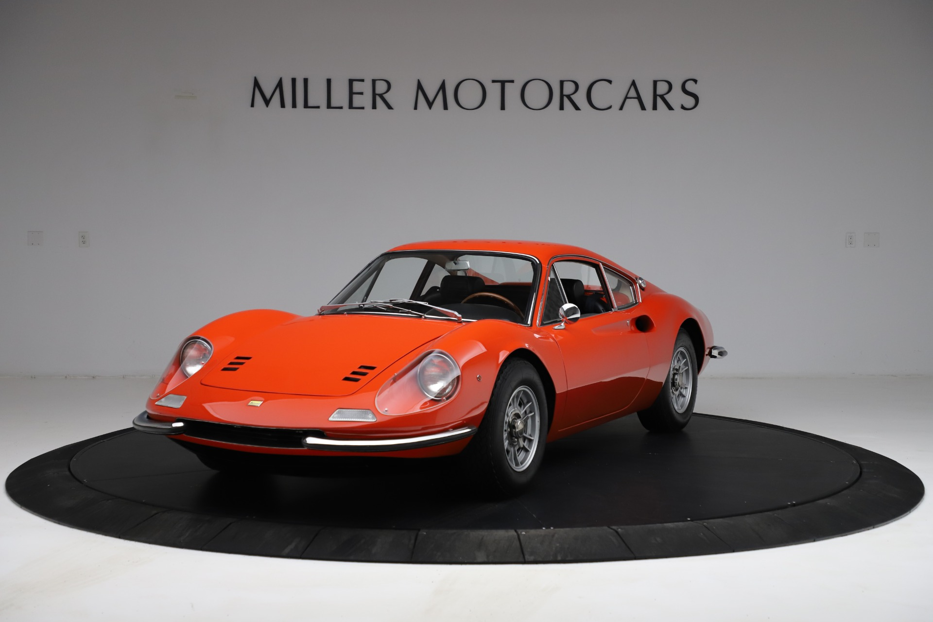 Used 1968 Ferrari 206 for sale $635,000 at Bentley Greenwich in Greenwich CT 06830 1