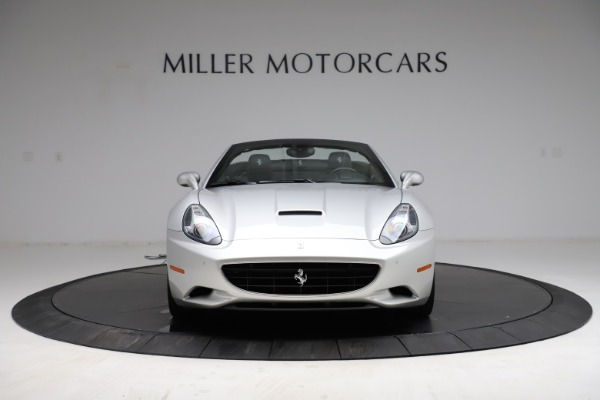 Used 2010 Ferrari California for sale $114,900 at Bentley Greenwich in Greenwich CT 06830 13
