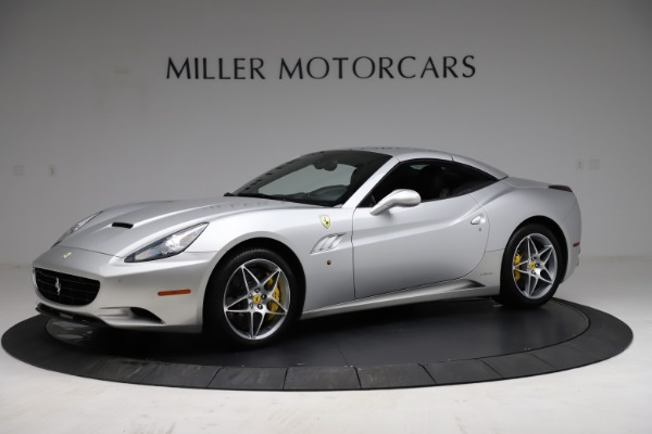 Used 2010 Ferrari California for sale $114,900 at Bentley Greenwich in Greenwich CT 06830 14