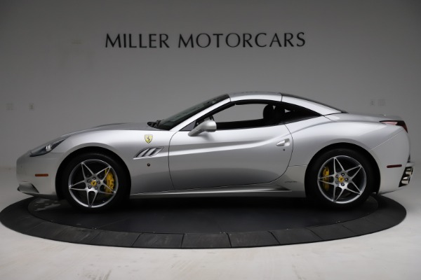 Used 2010 Ferrari California for sale $114,900 at Bentley Greenwich in Greenwich CT 06830 15
