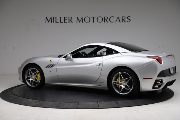 Used 2010 Ferrari California for sale $114,900 at Bentley Greenwich in Greenwich CT 06830 16
