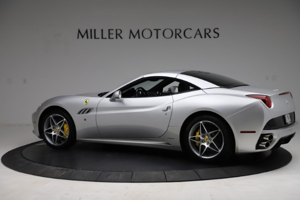 Used 2010 Ferrari California for sale $114,900 at Bentley Greenwich in Greenwich CT 06830 17