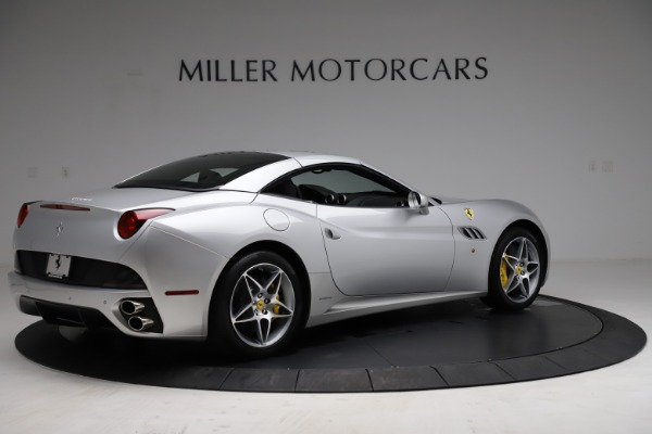 Used 2010 Ferrari California for sale $114,900 at Bentley Greenwich in Greenwich CT 06830 18