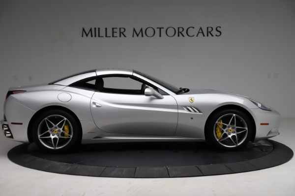 Used 2010 Ferrari California for sale $114,900 at Bentley Greenwich in Greenwich CT 06830 19