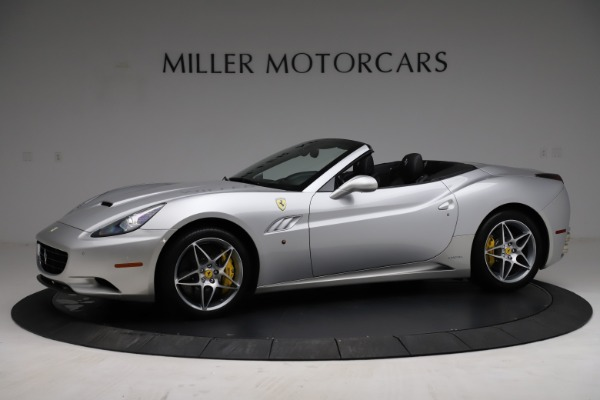 Used 2010 Ferrari California for sale $114,900 at Bentley Greenwich in Greenwich CT 06830 2