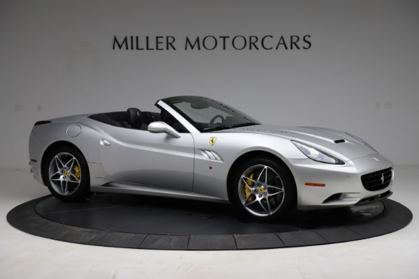Used 2010 Ferrari California for sale $114,900 at Bentley Greenwich in Greenwich CT 06830 21