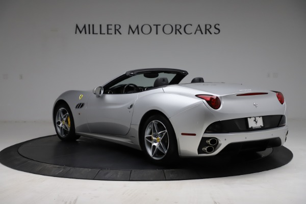 Used 2010 Ferrari California for sale $114,900 at Bentley Greenwich in Greenwich CT 06830 5