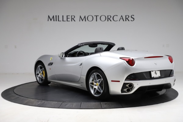 Used 2010 Ferrari California for sale $114,900 at Bentley Greenwich in Greenwich CT 06830 6