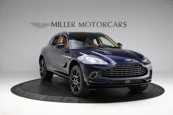 New 2021 Aston Martin DBX for sale $205,386 at Bentley Greenwich in Greenwich CT 06830 10