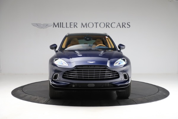 New 2021 Aston Martin DBX for sale $205,386 at Bentley Greenwich in Greenwich CT 06830 11