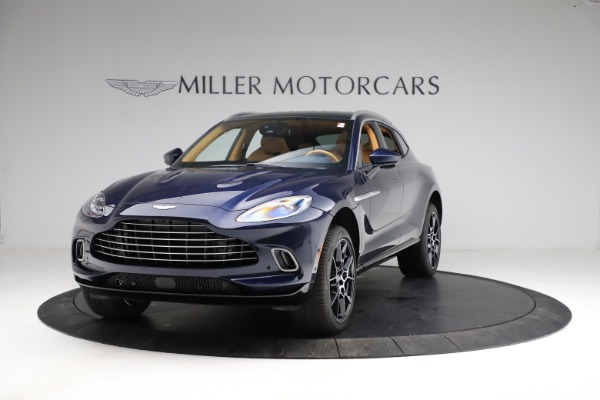 New 2021 Aston Martin DBX for sale $205,386 at Bentley Greenwich in Greenwich CT 06830 12