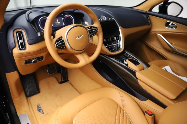 New 2021 Aston Martin DBX for sale $205,386 at Bentley Greenwich in Greenwich CT 06830 13