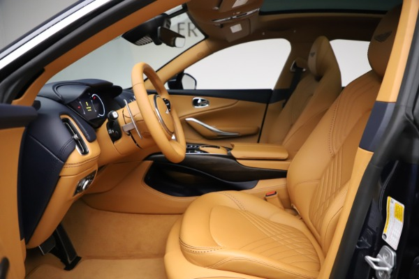 New 2021 Aston Martin DBX for sale $205,386 at Bentley Greenwich in Greenwich CT 06830 14