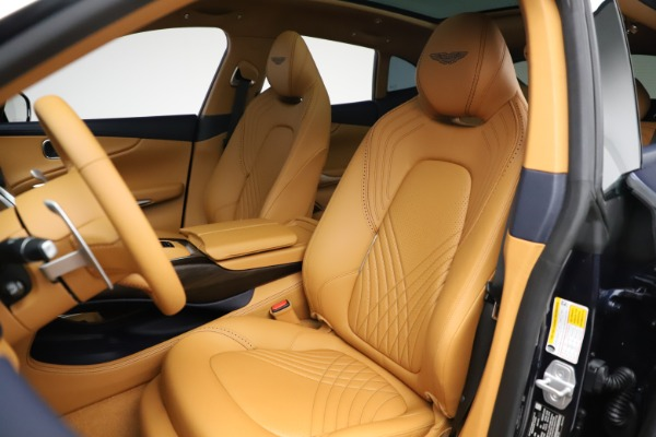 New 2021 Aston Martin DBX for sale $205,386 at Bentley Greenwich in Greenwich CT 06830 15