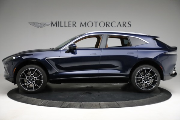 New 2021 Aston Martin DBX for sale $205,386 at Bentley Greenwich in Greenwich CT 06830 2