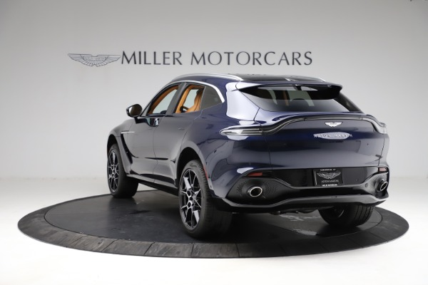 New 2021 Aston Martin DBX for sale $205,386 at Bentley Greenwich in Greenwich CT 06830 4