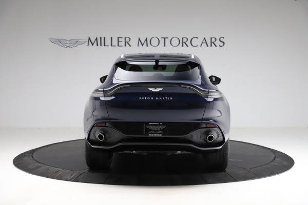 New 2021 Aston Martin DBX for sale $205,386 at Bentley Greenwich in Greenwich CT 06830 5