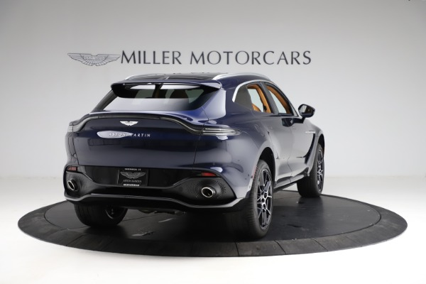New 2021 Aston Martin DBX for sale $205,386 at Bentley Greenwich in Greenwich CT 06830 6
