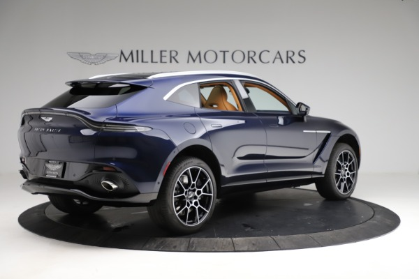 New 2021 Aston Martin DBX for sale $205,386 at Bentley Greenwich in Greenwich CT 06830 7