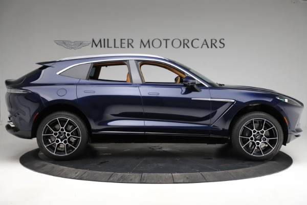 New 2021 Aston Martin DBX for sale $205,386 at Bentley Greenwich in Greenwich CT 06830 8