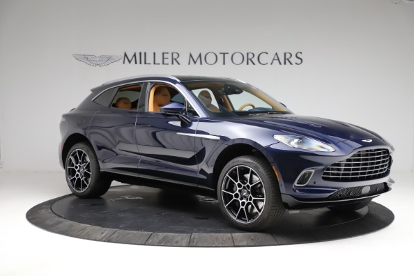 New 2021 Aston Martin DBX for sale $205,386 at Bentley Greenwich in Greenwich CT 06830 9