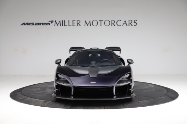 Used 2019 McLaren Senna for sale $1,195,000 at Bentley Greenwich in Greenwich CT 06830 11