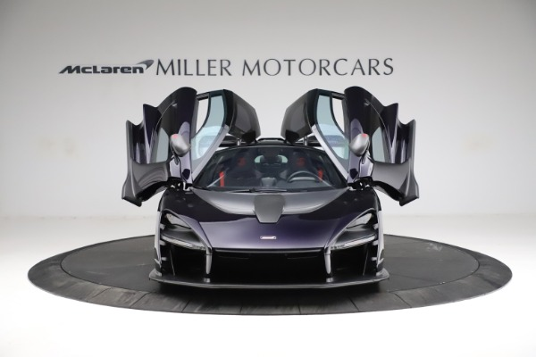 Used 2019 McLaren Senna for sale $1,195,000 at Bentley Greenwich in Greenwich CT 06830 12