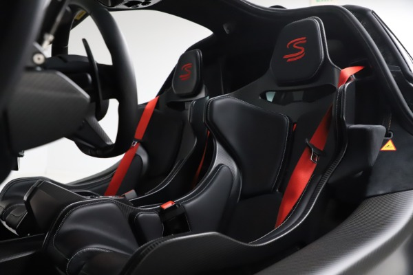 Used 2019 McLaren Senna for sale $1,195,000 at Bentley Greenwich in Greenwich CT 06830 18