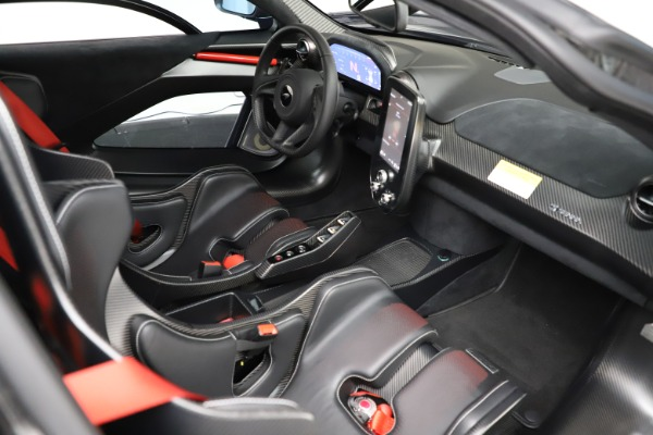 Used 2019 McLaren Senna for sale Call for price at Bentley Greenwich in Greenwich CT 06830 20