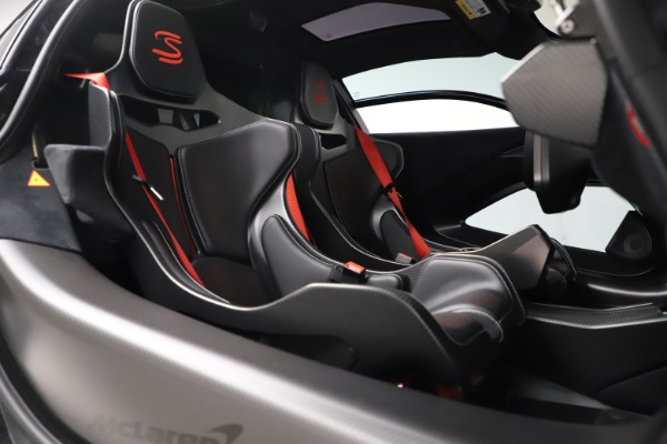 Used 2019 McLaren Senna for sale $1,195,000 at Bentley Greenwich in Greenwich CT 06830 22
