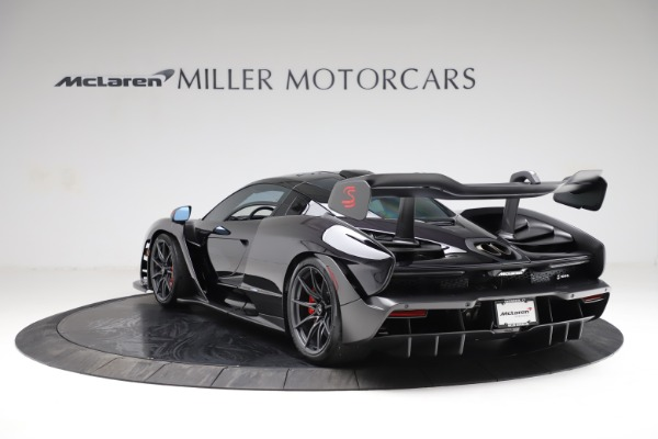 Used 2019 McLaren Senna for sale $1,195,000 at Bentley Greenwich in Greenwich CT 06830 4