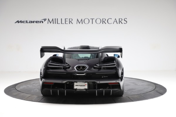 Used 2019 McLaren Senna for sale Call for price at Bentley Greenwich in Greenwich CT 06830 5